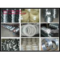 Wholesale BWG12 Galvanized Iron Wire High Quality for Binding and Construction from china suppliers