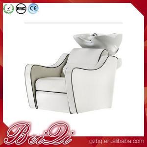 Wholesale Cheap backwash salon equipment shampoo washing chair hair salon wash basins furniture from china suppliers