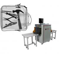 Buy cheap X ray Scanning Machine SPX-5030A for School small parcels inspection from wholesalers