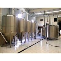 Wholesale 100L mini beer brewing machine with conical fermenters from china suppliers
