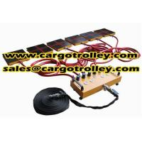 Quality Air bearing casters applications air casters for sale