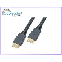 Wholesale 300V DC HDMI cable 1.4 with foil shield twisted pairs 19 pin type A male to male connector from china suppliers