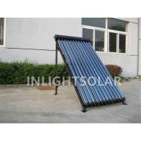 Wholesale 45 Degree Angle  12tubes heat pipe  Solar Heater Collector  For Home from china suppliers