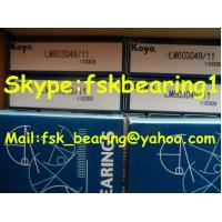 Buy cheap Machinery Bearing LM603049 / 11 Inch Size Tapered Roller Bearings for Agricultural from wholesalers