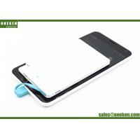 Wholesale Custom Logo Credit Card Ultra Slim Power Bank 2500mah Mobile Power Supply from china suppliers