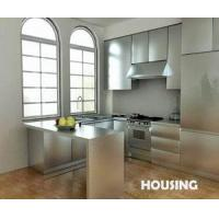 Wholesale Stainless Steel Kitchen Cabinet, Hk-S01 from china suppliers