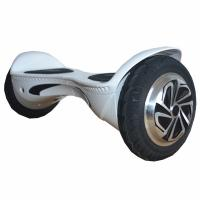 Wholesale White Two Wheel Hoverboard Scooter 350W 10Km / H Max. Cruise Speed from china suppliers