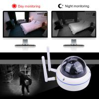 Quality SZSINOCAM Wireless CCTV IP Camera Indoor Mental 20M IR Distance Motion Detection FTP Upload for sale