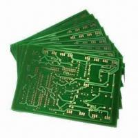 Wholesale Circuit Board with 1.6mm Thickness and 0.2mm Minimum Drill from china suppliers