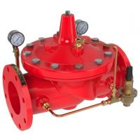 Wholesale Hydraulic Industrial Control Valves / Pressure Reducing Control Valve from china suppliers