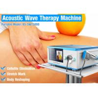 Wholesale Vertical Cellulite Elimination Acoustic Wave Therapy Device Painless Treatment from china suppliers