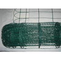 Wholesale Decorative Wire Border Fence / Arched Top Weaving Ornamental Border Fence from china suppliers