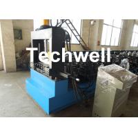 Wholesale Q235 Cold Rolled Strip Steel Cable Tray Forming Machine with 11.5 Ton Weight from china suppliers