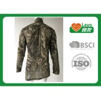 Quality Mens Thermal Outdoor Hunting Clothing Water Proof For Camping OEM / ODM for sale
