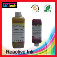 Wholesale New arrival water based dye reactive ink for Epson R230,R210,R310 printer from china suppliers