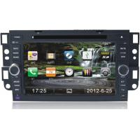 Wholesale IPOD Classic Chevrolet DVD GPS Radio with Blue Tooth Phonebook from china suppliers