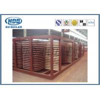 Wholesale Steel Seamless Electric Boiler Superheater Tube , High Pressure Thermal Boiler Pipe from china suppliers
