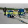 Buy cheap Wheelblast floor shot blasting machine from wholesalers