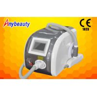Wholesale Q-Switch Nd Yag Laser Tattoo Removal Machine  /  acne scar removal equipment from china suppliers