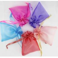 Wholesale organza bag organza pouch from china suppliers