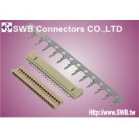 1.25 mm Pitch Wire to Board Connectors Single Row SMT Housinh Wafer