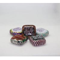 Wholesale Small Square Tin Gift Boxes Custom Order Earphone Case Jewelry from china suppliers