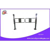 Wholesale Manual single Entrance supermarket turnstile Swing Barrier Gate from china suppliers