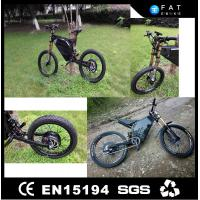 Wholesale 2016 Enduro High Speed full Suspension 5kw 5000w electric bike / electric bicycle from china suppliers