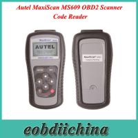 Wholesale Autel MaxiScan MS609 OBD2 Scanner Code Reader from china suppliers