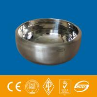 Wholesale steel cap carbon steel ASTM A234 WPB welded from china suppliers