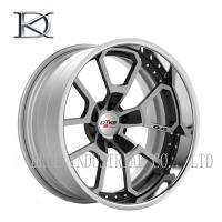 Wholesale SUV Alloy 20 Inch 4X4 Wheels / 4 X 4 Wheels Rims Concave Gloss Black from china suppliers