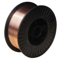 Buy cheap 0.8-1.6mm 15kg/spool CO2 Gas Shielded Mig Welding Wire (AWS ER70S-G) from wholesalers