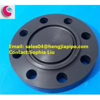 Wholesale class 600 blind flanges RTJ from china suppliers