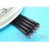 Quality High Voltage Silicone Rubber Extruded heat resistant sleeving for cables for sale
