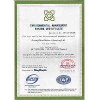 GuangZhou Meloni Housing Ltd Certifications