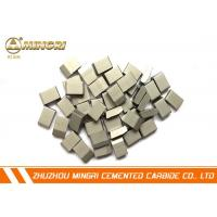 Wholesale Tungsten Carbide Saw tooth for Circular Blade cutting hardwood and wearable nail from china suppliers