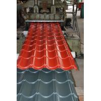 Wholesale 828 Effective Using Width Colourful  metal roofing sheet PPGI  /  PPGL Sheet for house from china suppliers