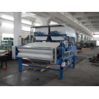Wholesale Sludge Dewatering Equipment belt filter press in sludge and wasting water treatment from china suppliers