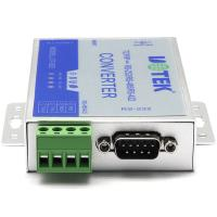 Wholesale IEEE 802.3 10M / 100M RS-232 / 422 / 485 3-In-1 Ethernet Serial Device Server from china suppliers