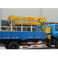 Wholesale Durable Safety XCMG Transporting Telescopic Boom Truck Mounted Crane, 13m Height from china suppliers
