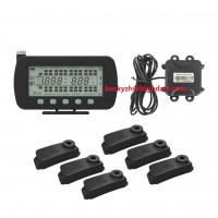 Wholesale 6-44 Wheels Max.203 PSI Truck TPMS With Strap-on Sensors Display In 5 In LCD Monitor from china suppliers