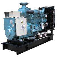 Quality Volvo 4 Cylinder Diesel Generator 100kw , Three Phase Water Cooled Diesel Generator for sale