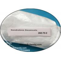Wholesale Bodybuilding Steroid Nandrolone Decanoate DECA Durabolin Powder 360-70-3 from china suppliers
