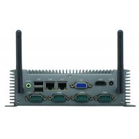 Wholesale IP65 Fanless Embedded BOX PC Dual Core High End Supports SSD / WIFI from china suppliers