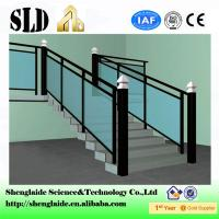 Buy cheap Pre-Assembled Glass Stair Handrail ISO9001 L7002 manufacturer from wholesalers
