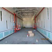 Wholesale Custom Bus / Truck Spray Booth , Large Paint Booth CE TUV Certification from china suppliers