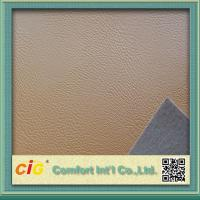 Wholesale Waterproof 0.8MM PVC Synthetic Leather For Sofa , Artificial Leather Sofa from china suppliers
