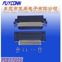 Wholesale Amphonel 957 100 way PCB Right Angle Centronics Connector from china suppliers