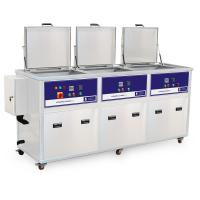 Wholesale Skymen 3 Tanks Ultrasonic Cleaning Unit Automatic Industrial And Medical Application Use from china suppliers
