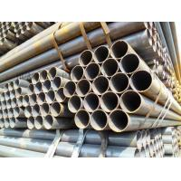 Wholesale Cold-Drawn BS 1387 DIN 1626 Seamless ERW Steel Tube Thin Wall Pipe for Construction from china suppliers
